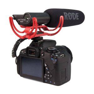 Kameramikrofonit